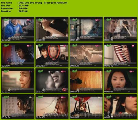 Lee Soo Young - Grace [клип]