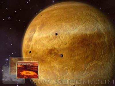 Venus 3D Space Survey Screensaver 1.0