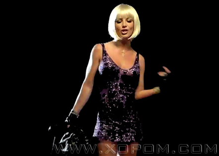Britney Spears - Piece of me [International Version]