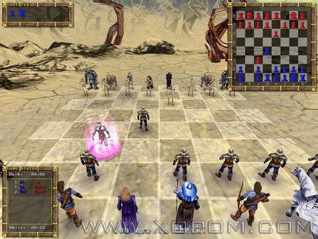 War Chess - игра в шахматы в режиме 3D! Файлы. networks. В категори