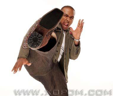 Timbaland Featuring Nicole, Keri Hilson - Scream [DVD]