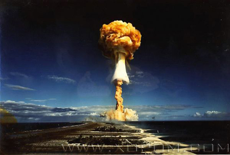 Цөмийн бөмбөг [10 фото]