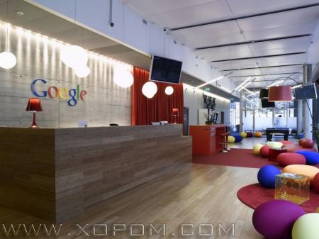 Цюрих дэх Google-ийн шинэ оффис [20 фото]