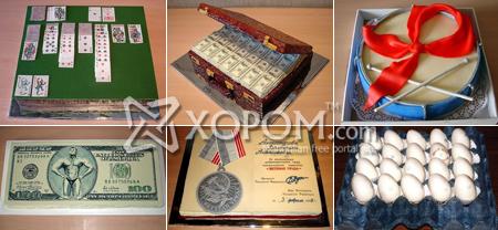 Жанна Зубовагийн амтат бялуунууд [36 фото]