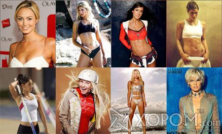 Хамгийн Sexy 50 эмэгтэй тамирчин