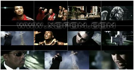 Bizzy Bone & DMX & Chris Notes - A Song For You [клип+шууд үзэх]