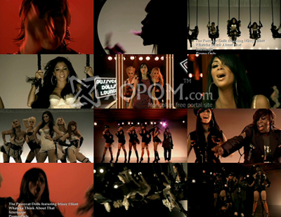PCD ft. Missy Elliott - Whatcha Think About That [Video+MP3]