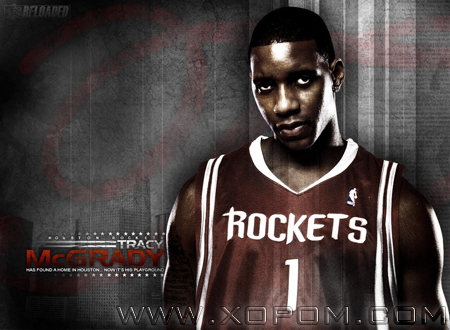 Tracy McGrady videos & pictures