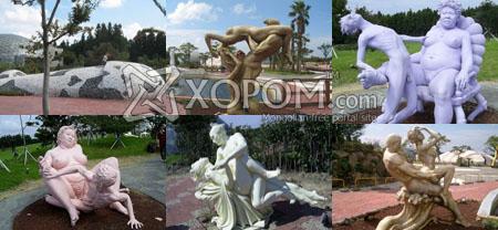 Jeju Loveland секс парк [21 фото]