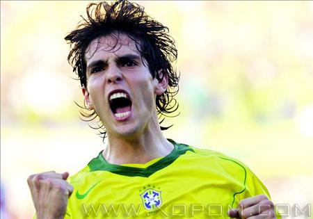 Ricado Izecson dos Santos Leite Kaka all goals [AC Milan - Brazil international team]