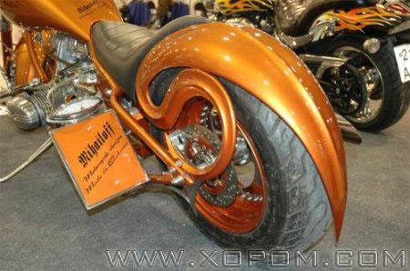 Мотоциклын үзэсгэлэнгийн зургуудаас [22 фото]