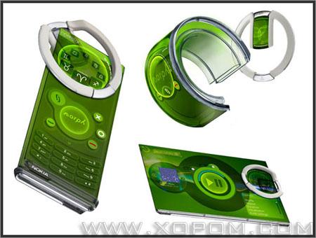 Nokia Morph Concept [4 фото + 1 видео]