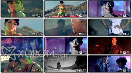 Rihanna - Rehab [клип] DVDRip