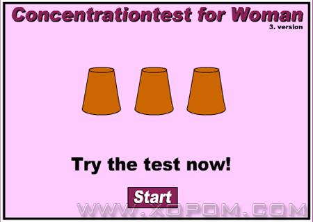 Анхаарал шалгах тест [зөвхөн 18+ эмэгтэйчүүдэд]