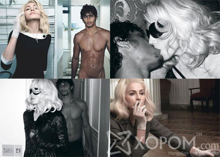 Дуучин Мадоннагийн шинэхэн дурлалт хархүү [14 фото]