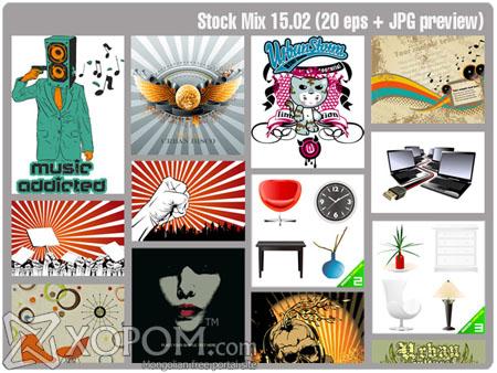 Stock Mix 15.02