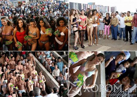 Бразилийн дотуур хувцасны баяр [17 фото]