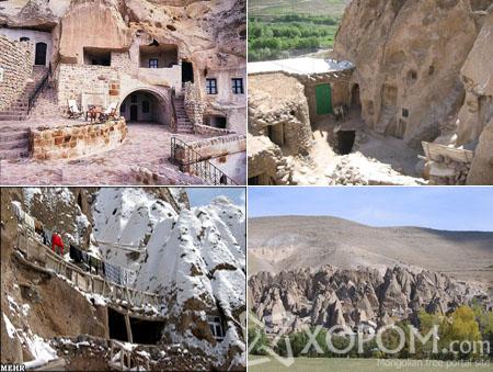 Иран дахь Кандован нэртэй ер бусын тосгон [25 фото]