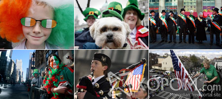 Ирландын уламжлалт баяр гэгээн Патрикын өдөр [23 фото]