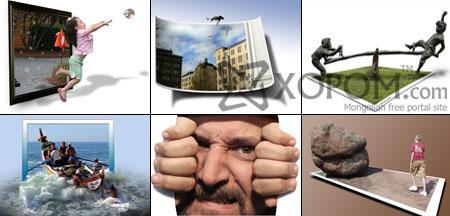 Сонгодог 3D фото зургууд [67 фото]