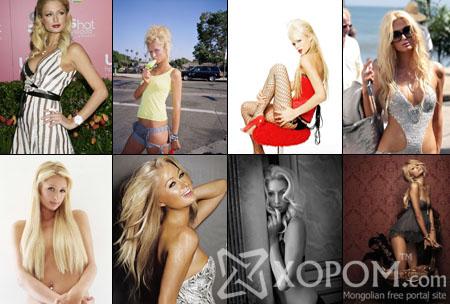 Paris Hilton-ы халуухан зургууд [102 фото]