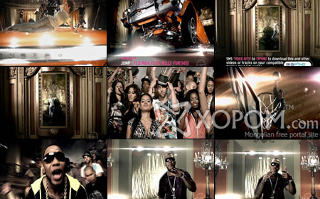 Flo Rida, Nelly Furtado - Jump [2009]