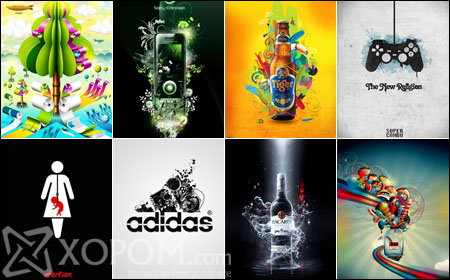 Imaginary Advertising Design Ideas [75 фото + Татах]