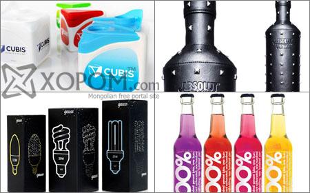 Creative Advertising Package Designs [85 фото + Татах]