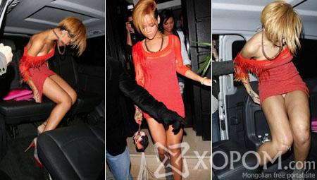 Супер од Rihanna тун бүтэлгүй байдалтайгаар гэрэл зурагчдын дуранд өртжээ