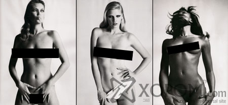Love сэтгүүлийн шинэ дугаарыг чимсэн нэртэй загвар өмсөгчдийн нүцгэн зургууд [23 фото] +18