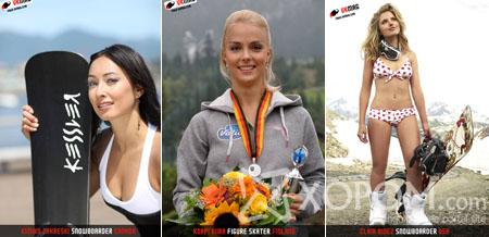 Өвлийн Олимпод оролцож байгаа хамгийн үзэсгэлэнтэй эмэгтэй тамирчид [27 фото]