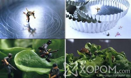Ази Европын хоёр уран бүтээлчийн хамтарсан үзэсгэлэнгийн бүтээлүүд [33 фото]