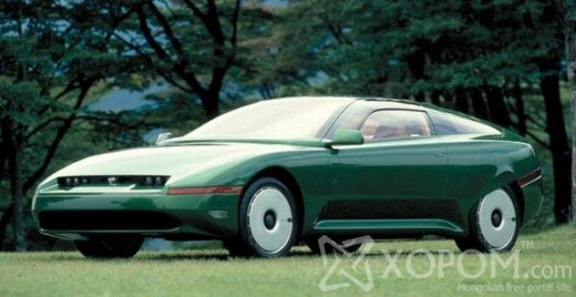 the history of japanese concept cars34