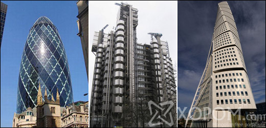 Дэлхийн улс гүрнүүдэд орших ер бусын содон, нүд алдан гайхам барилга байгууламжууд
