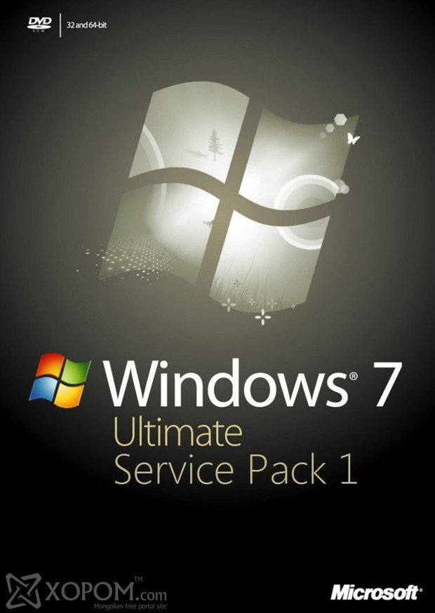 Windows7 SP1® Ultimate Alchemist 2012™ [2011]