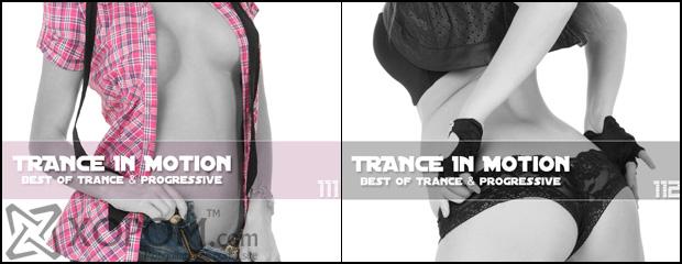 VA - Trance In Motion Vol.111-112 [2012]