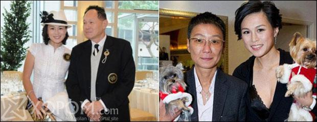 Гонконгийн тэрбумтан лесби охинтой нь гэрлэсэн эрд 65 сая доллар амлалаа