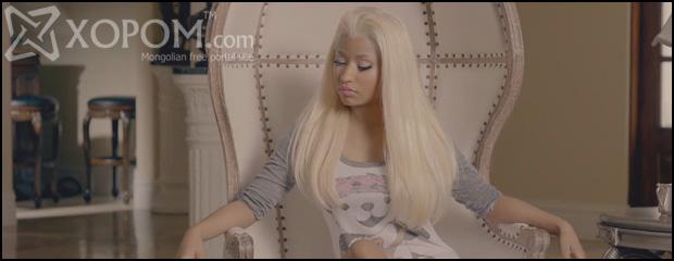 Nicki Minaj feat Chris Brown - Right By My Side [2012 | 1080p]