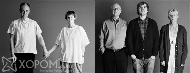 1991-ээс 2009 оныг хүртэл жил бүр авсан гэр бүлийн зурагнууд