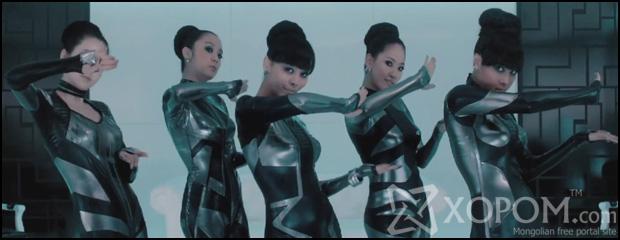 Wonder Girls ft. Akon - Like Money [2012 | 1080p]